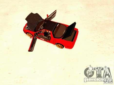 Acura NSX Stance Works для GTA San Andreas вид справа