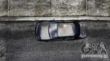 Toyota Corolla 1.6 для GTA 4 вид справа