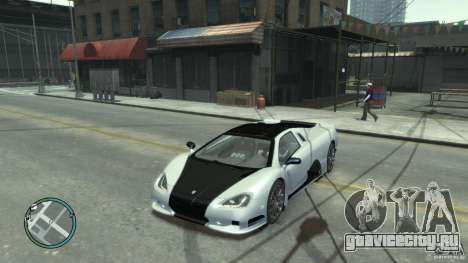 Shelby Super Cars Ultimate Aero для GTA 4