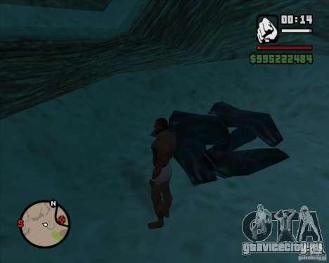 Ковбойская дуэль v2.0 для GTA San Andreas пятый скриншот