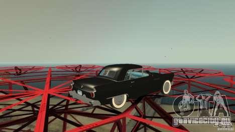 Smith Thunderbolt Mafia II для GTA 4 вид слева