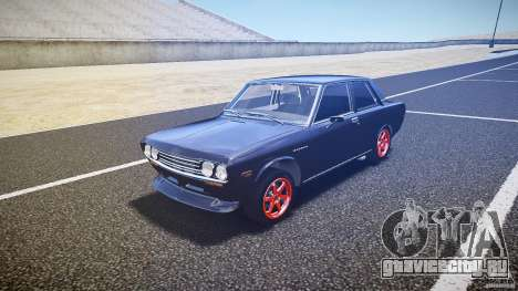 Datsun Bluebird 510 Tuned 1970 [EPM] для GTA 4