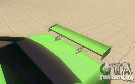 Mad Drivers New Tuning Parts для GTA San Andreas