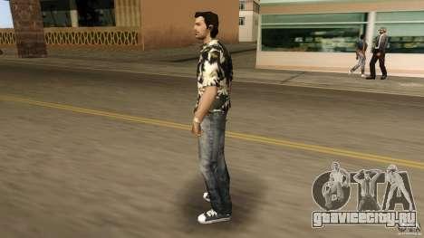 Одежда банды Версетти для GTA Vice City второй скриншот