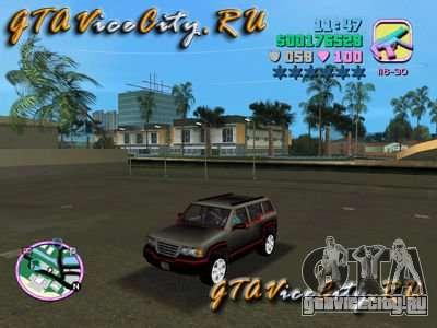 Honda Civic GTA 3 для GTA Vice City