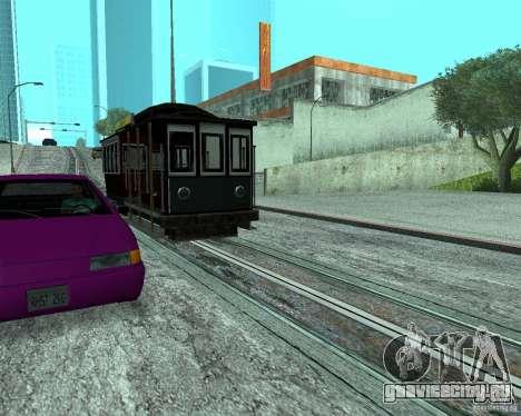 Новые цвета машин для GTA San Andreas третий скриншот