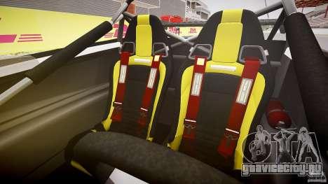 Lotus 2-11 для GTA 4 вид изнутри