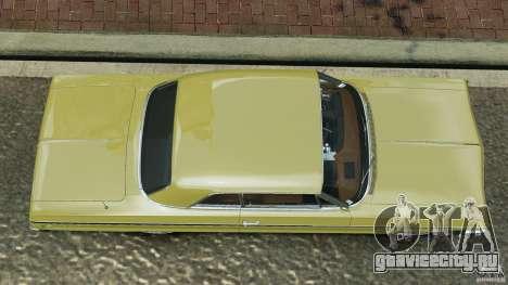 Chevrolet Impala SS 1964 для GTA 4 вид справа