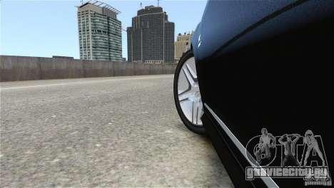 Mercedes-Benz CL65 AMG v1.5 для GTA 4 вид изнутри