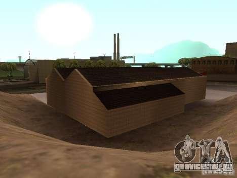 Гараж Феррари в Дороти для GTA San Andreas шестой скриншот