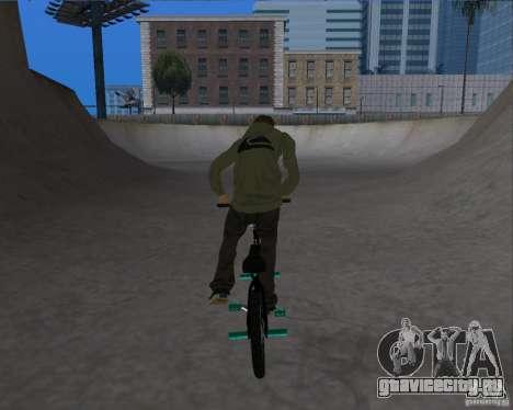 Tony Hawk для GTA San Andreas третий скриншот