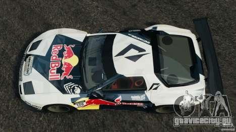 Mazda RX-7 Mad Mike для GTA 4 вид справа