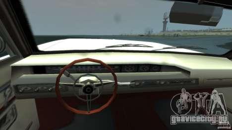 Voodoo Boat для GTA 4 вид справа