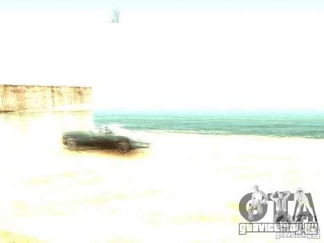 Новый Enb series 2011 для GTA San Andreas десятый скриншот