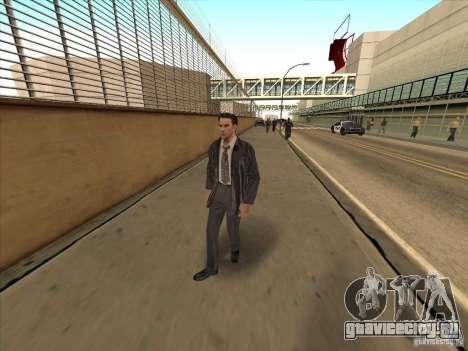 Max Payne для GTA San Andreas третий скриншот