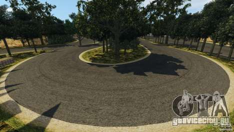 Bihoku Drift Track v1.0 для GTA 4 шестой скриншот