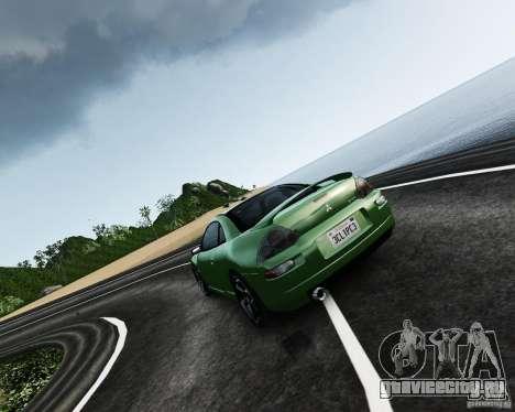 Mitsubishi Eclipse GT-S для GTA 4 вид слева
