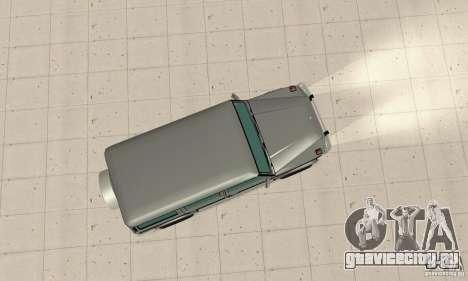 Mercedes-Benz G500 1999 v.1.1 с кенгурятником для GTA San Andreas