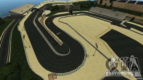 Laguna Seca [HD] Retexture для GTA 4 седьмой скриншот