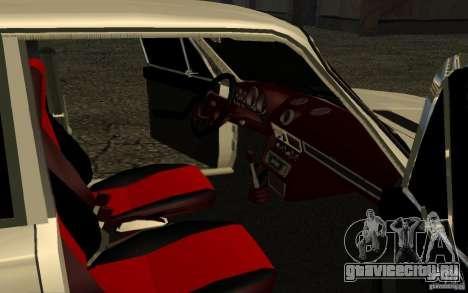ВАЗ 2106 v.2 для GTA San Andreas вид слева