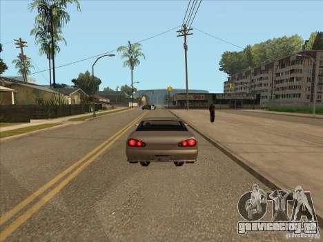 Плавное торможение авто для GTA San Andreas третий скриншот