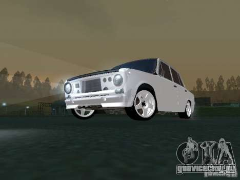 Ваз 2101 White Kids для GTA San Andreas