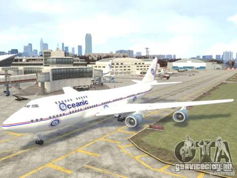 Oceanic Airlines для GTA 4