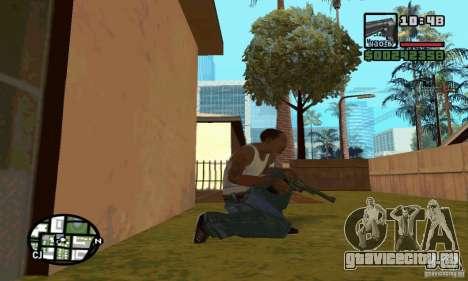 K.44 Magnum (Chrome) для GTA San Andreas третий скриншот