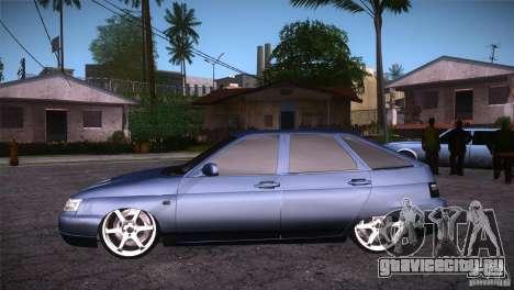 ВАЗ 2112 LT для GTA San Andreas вид слева