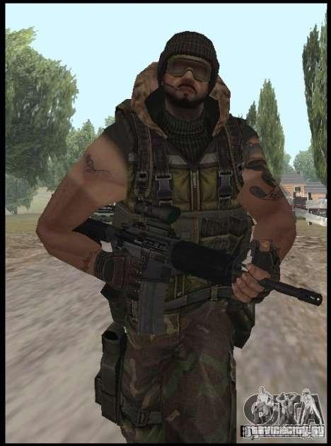 [Point Blank] Terrorist для GTA San Andreas второй скриншот