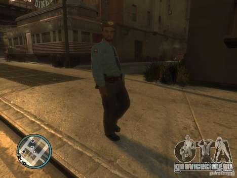 Russian Cops для GTA 4 четвёртый скриншот