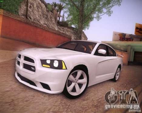 Dodge Charger 2011 v.2.0 для GTA San Andreas вид слева
