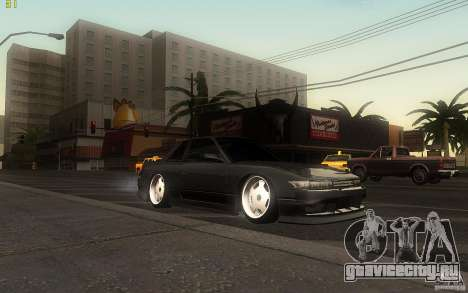 Nissan Silvia S13 Clean Edition для GTA San Andreas