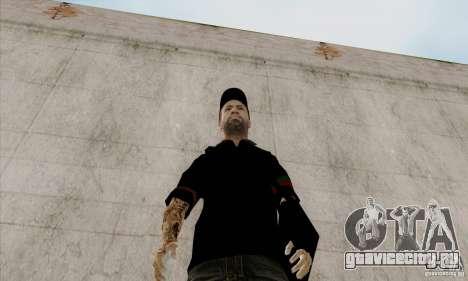 Скин на замену Bmydrug для GTA San Andreas второй скриншот