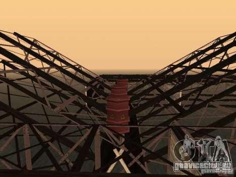 Huge MonsterTruck Track для GTA San Andreas восьмой скриншот