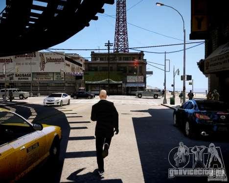 Hitman Blood Money Skin для GTA 4 второй скриншот