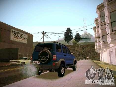 УАЗ 3160 Патриот для GTA San Andreas вид справа