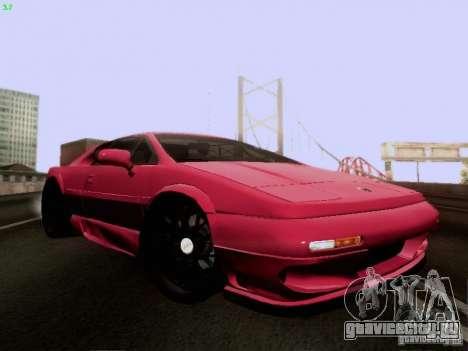 Lotus Esprit V8 для GTA San Andreas