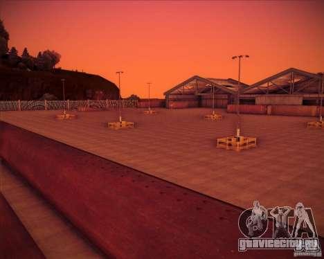 Portland для GTA San Andreas второй скриншот
