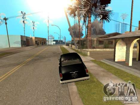 Волга 21 для GTA San Andreas вид справа