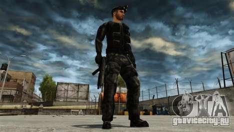 Сэм Фишер v2 для GTA 4 пятый скриншот