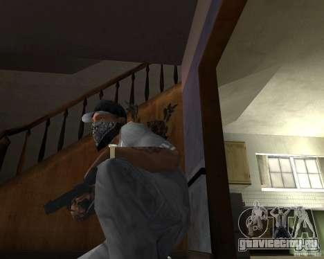 M9 для GTA San Andreas третий скриншот