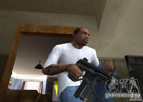Walther MPL для GTA San Andreas второй скриншот