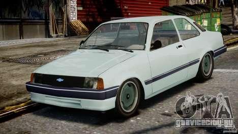 Chevrolet Chevette 1.6 1993 для GTA 4