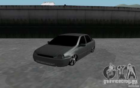 ВАЗ Калина для GTA San Andreas