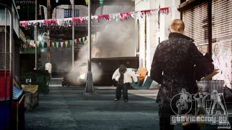 Джейк Мюллер для GTA 4 второй скриншот