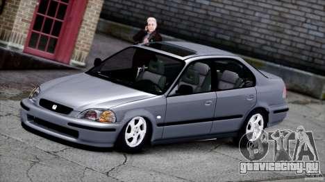 Honda Civic VTİ для GTA 4