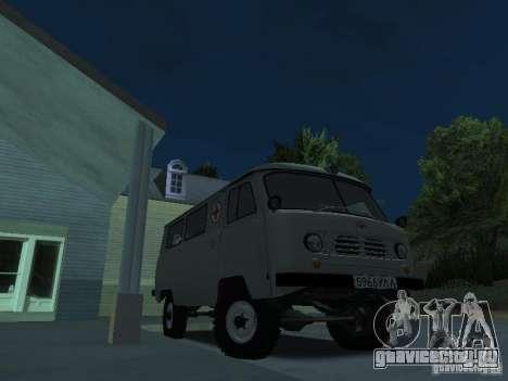 УАЗ 451А для GTA San Andreas