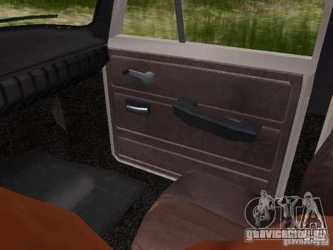 АЗЛК-412 для GTA San Andreas вид сбоку