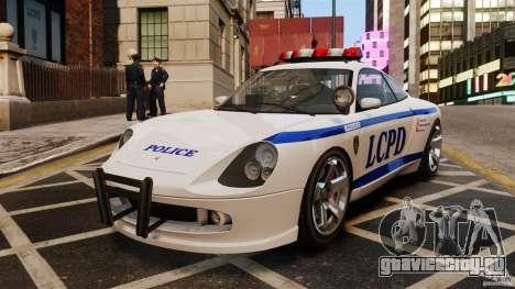 Comet Police для GTA 4